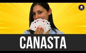 Come si gioca a CANASTA | Regole a 2 e 3 mazzi di carte