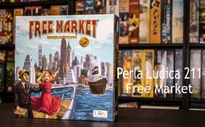 Perla Ludica 211 - Free Market