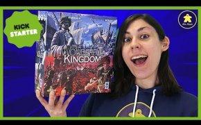 It's a Wonderful Kingdom - Gioco da Tavolo per 2 - Anteprima Kickstarter
