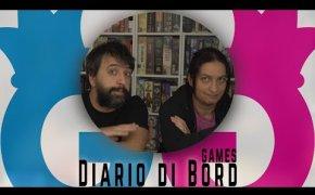 Diario di Bord...Games! 2-8 Aprile 11 giochi da tavolo giocati Vlog#103