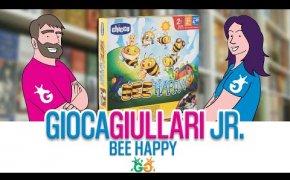 Gioca Giullari Junior - Bee Happy il Gioco da Tavolo per bambini delle api birichine!