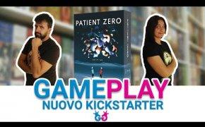 Save Patient Zero: Partita Completa al primo progetto Kickstarter di HelvetiQ