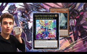 Galaxy Eyes Deck Profile 2021 | Post GFTP New Supports! | YuGiOh!