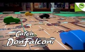 Semplice e VELOCE: Catch Don Falconi   ANTEPRIMA