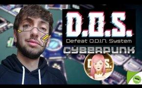 Defeat ODIN System: Il GIOCO da Tavolo CYBERPUNK   ANTEPRIMA