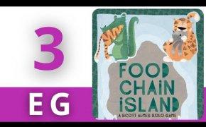 Food Chain Island - Esempio di Gioco