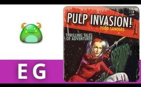 Pulp Invasion - Esempio di Gioco