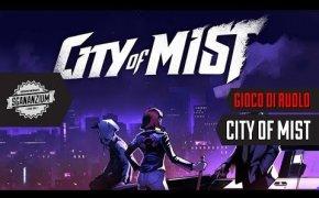 City of Mist - Gioco di Ruolo