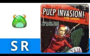 Pulp Invasion - Setup & Regolamento