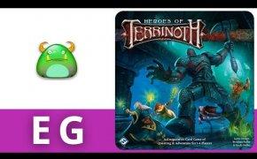 Heroes of Terrinoth - Esempio di Gioco