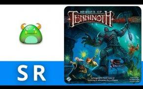 Heroes of Terrinoth - Setup & Regolamento