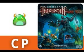 Heroes of Terrinoth - Componenti & Panoramica