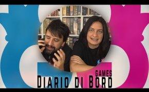 Diario di Bord...Games! 23-30 Aprile 7 giochi da tavolo giocati Vlog#106