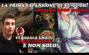 *SPECIALE 3k* Apro un box di LOB (Leggenda del Drago Bianco) + Ultimate card Giveaway!! | YuGiOh!