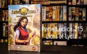 Perla Ludica 215 - Lions of Lydia