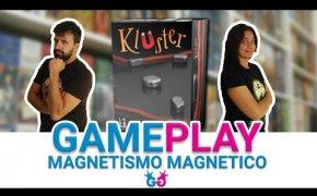 Kluster Partita completa al gioco da tavolo più magnetico che c'è!