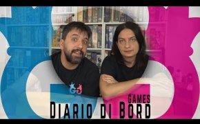 Diario di Bord...Games! 30 Aprile - 6 Maggio 10 giochi da tavolo giocati Vlog#107