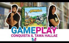 Jungla, Partita Completa ad un Kickstarter scacchistico per due giocatori!