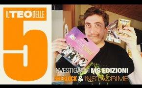 Sherlock & InstaCrime - Il Teo delle cinque #57