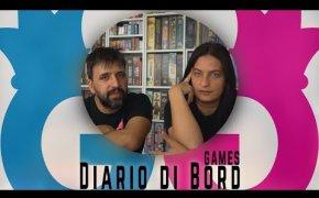 Diario di Bord...Games! 7-13 Maggio 8 giochi da tavolo giocati Vlog#108