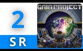 Gaia Project - Setup & Regolamento