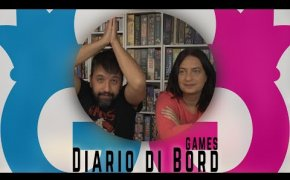 Diario di Bord...Games! 14-20 Maggio 9 giochi da tavolo giocati Vlog#109