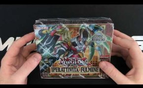 Lighting Overdrive Unboxing + GIVEAWAY | YuGiOh!