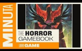 The Horror Gamebook (libro game) - Recensioni Minute [369]