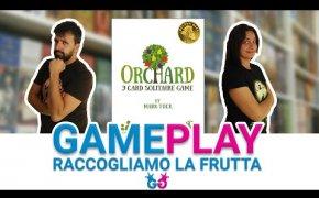 Orchard, Partita Completa al Gioco da Tavolo solitario in sole 9 carte