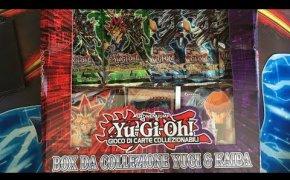 Apriamo il MIGLIOR PRODOTTO a tema Yugi e Kaiba | Yu-Gi-Oh!