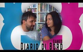 Diario di Bord...Games! 28 Maggio - 3 Giugno 14 giochi da tavolo giocati Vlog#111