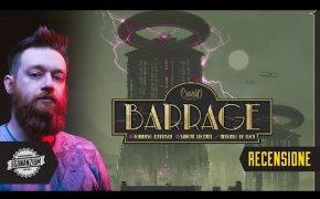 Barrage - Recensione di un nuovo classico dei Giochi da Tavolo