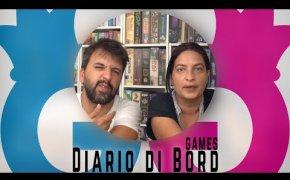 Diario di Bord...Games! 4-10 Giugno 7 giochi da tavolo giocati Vlog#112