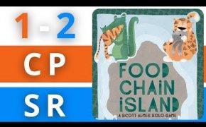 Food Chain Island - Video omnicomprensivo