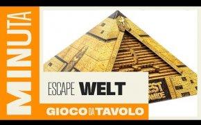 Pyramide & Space Box (Escape Welt) - Recensioni Minute [376]