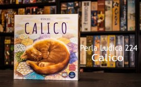 Perla Ludica 224 - Calico