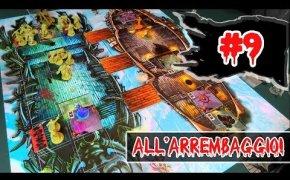 Zombicide #9: All'Arrembaggio!