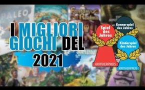 Spiel des Jahres 2021: Tutti i Vincitori!