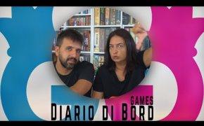 Diario di Bord...Games! 16-22 luglio 8 giochi da tavolo giocati Vlog#118