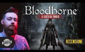 Bloodborne - Il Gioco da Tavolo - Recensione