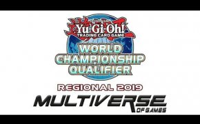 YUGIOH | WCQ SEREGNO 2019 | Round 6: TRUE DRACO VS. THUNDER DRAGON