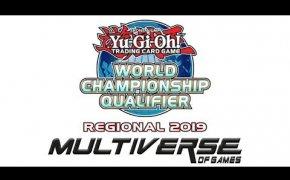 YUGIOH | WCQ SEREGNO 2019 | Round 4: DANGER VS. ANTI-META