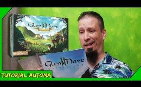 GLEN MORE II - Tutorial Automa