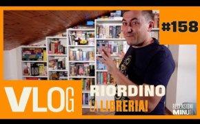 Riordino la libreria dei giochi! - Vlog #158