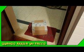 Quando arriva un pacco...