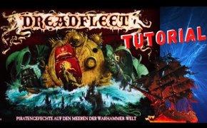 Dreadfleet : il miglior gioco sulle battaglie navali fantasy!