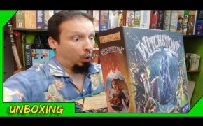 WITCHSTONE - Unboxing