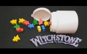 WITCHSTONE - Le pillole del Meeple