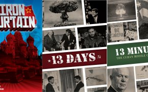13 days 13 minutes iron curtain