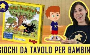 Il Mini Frutteto – Gioco da Tavolo per Bambini – Haba – 3+ anni